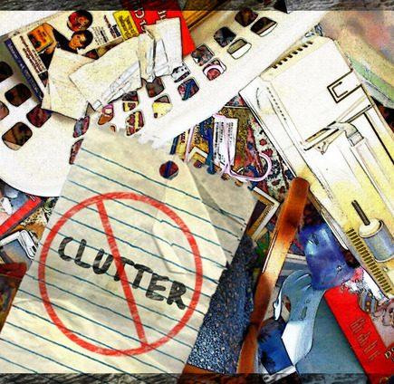 No Clutter