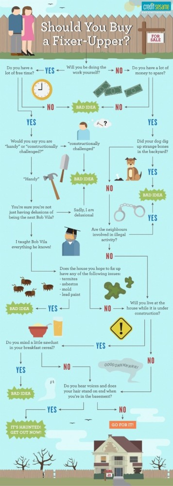 fixer upper infographic