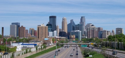 Top Cities--Minneapolis, Minnesota