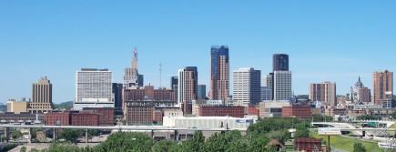 Top Cities--Saint Paul, Minnesota