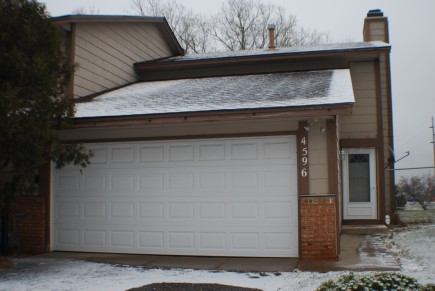 4596 Cinnamon Ridge Trail front of home
